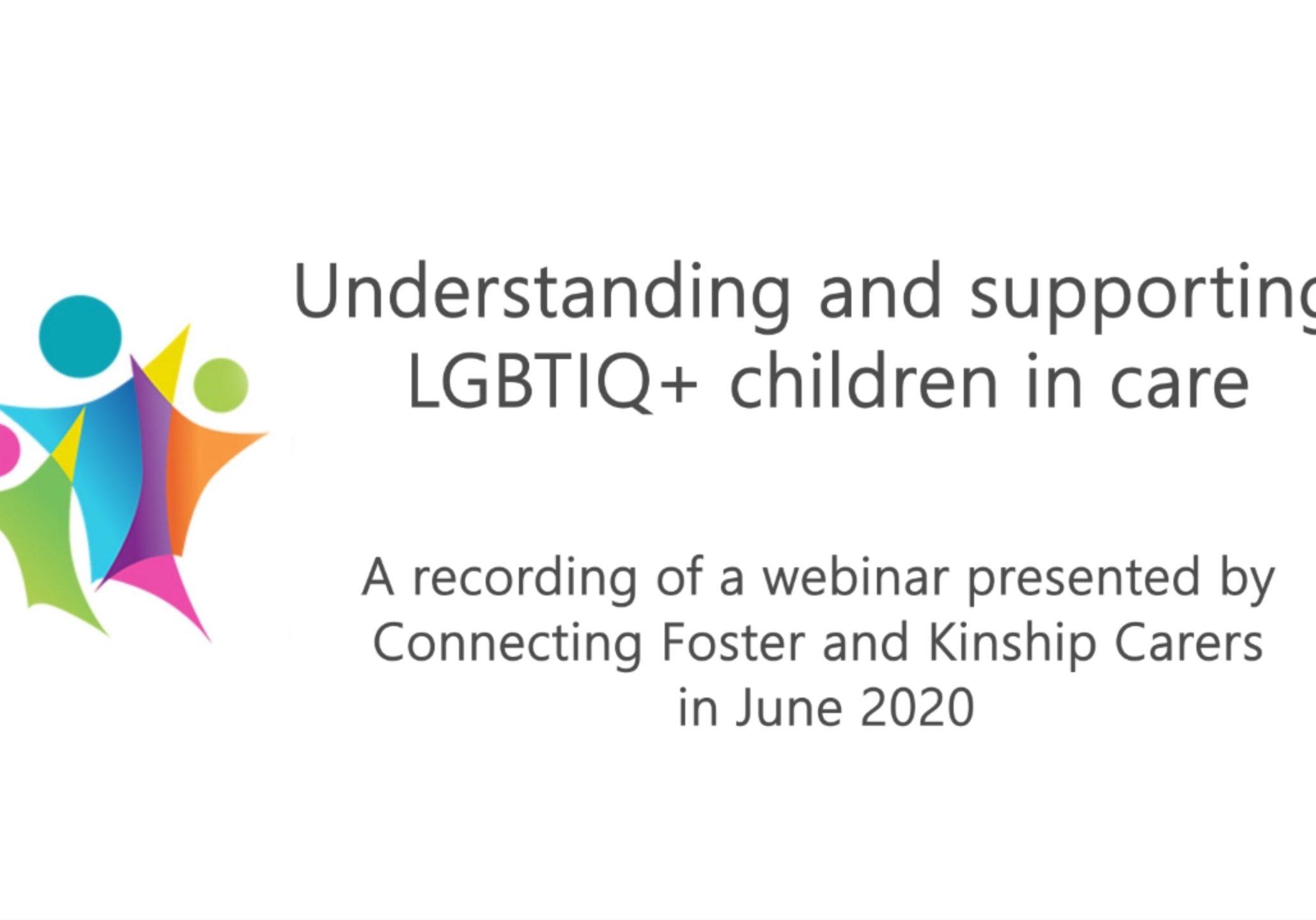 LGBTIQ title slide